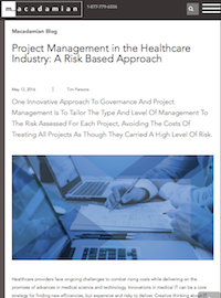 Risk_Based_Project_Management_in_the_Healthcare_Industry